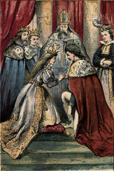 MARRIAGE OF THE MARQUIS AND PRINCESS.