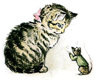 Miss Moppet and Mouse
