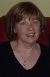 Mary Hayward author photo