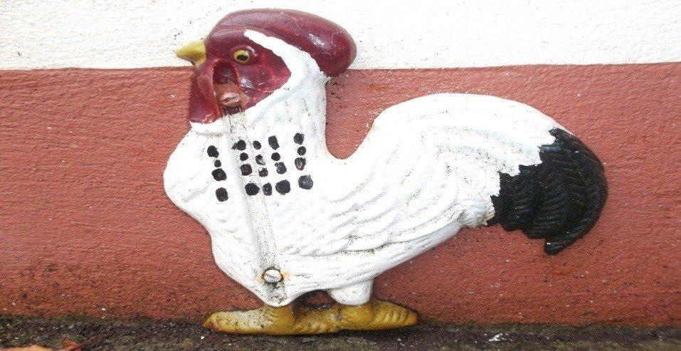 Ballymoss the Super Hen