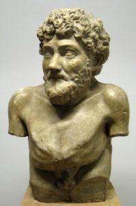 Bust of Aesop