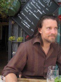 William Hugel author photo