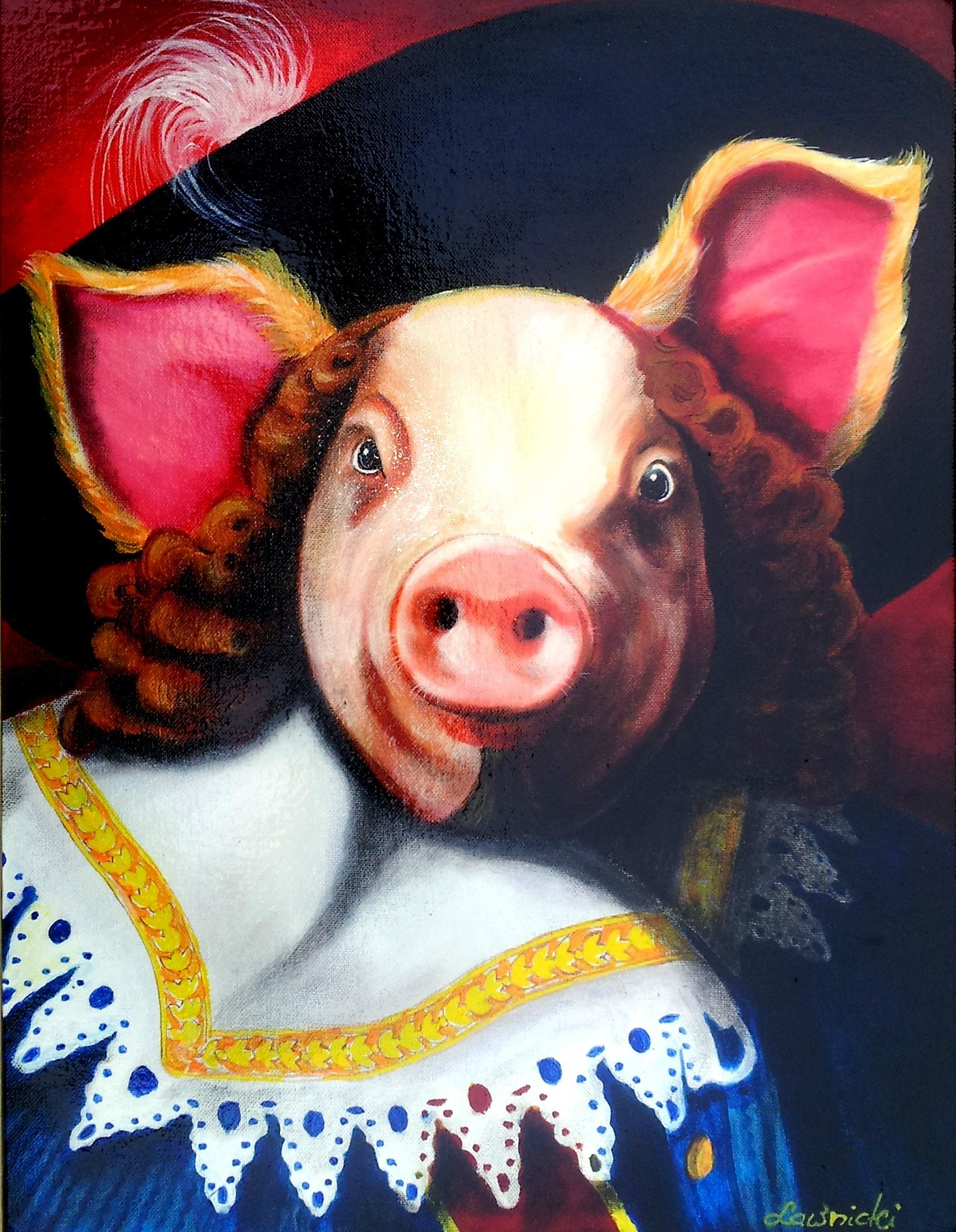 Erick van Pork