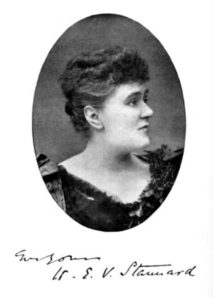 Picture of Henrietta Eliza Vaughan Stannard who wrote under the pseudonym of John Strange Winter