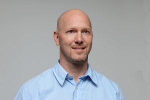Mathew Heinecke author photo