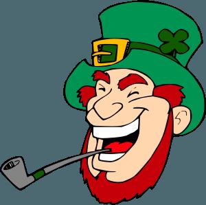 Laughing-leprechaun