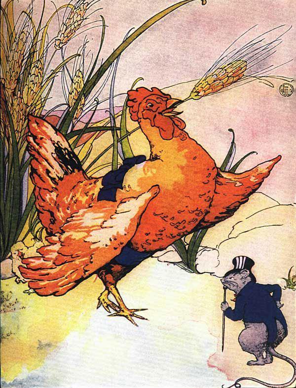 little red hen 3