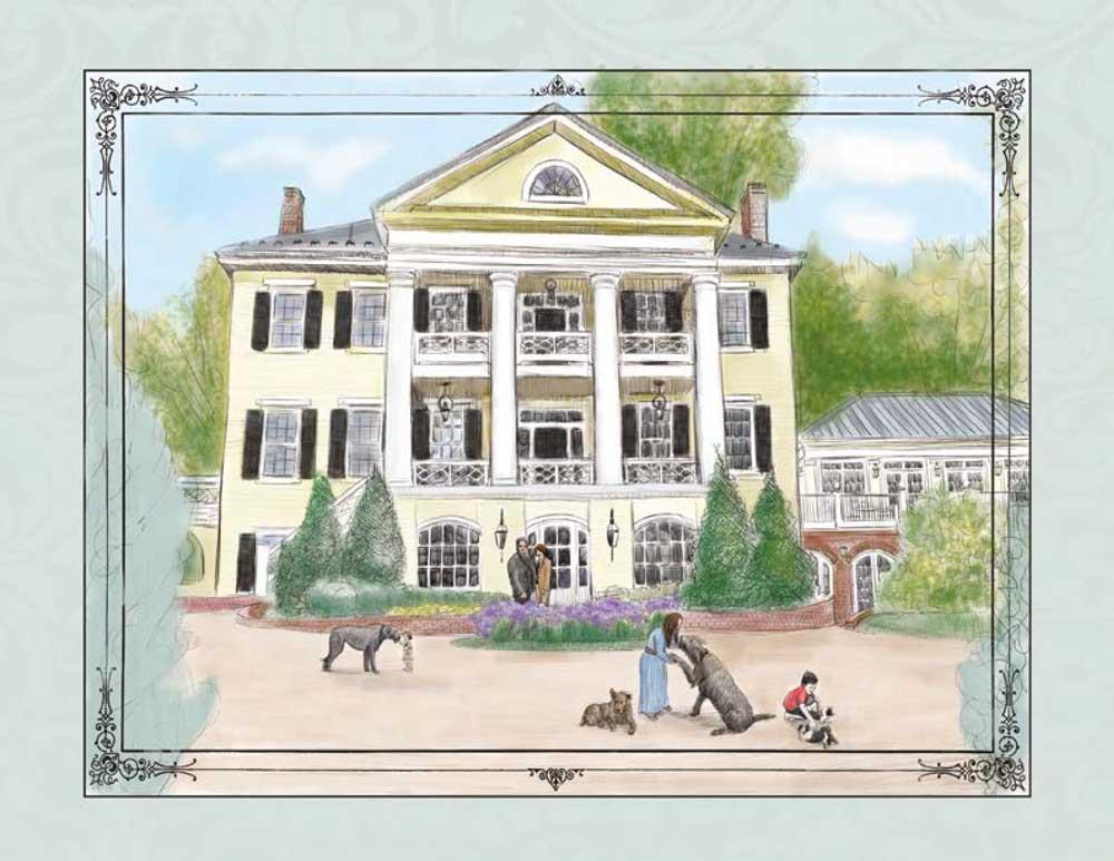 Piper's family's Inn