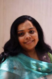 Author photo of Madhavi Adavi
