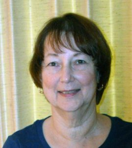 Pat St. Pierre author photo
