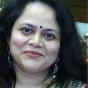 Manjari Shukla author