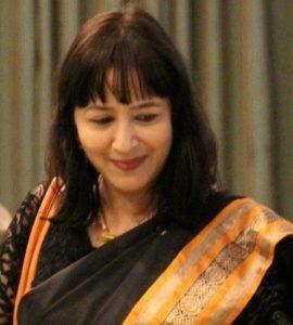 Hansa Dasgupta author photo