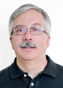 Larry Flewin author photo