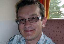 Martin Bubear author photo