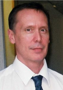 Steven Miller author photo