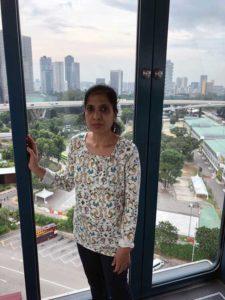Padmini Krishnan author photo