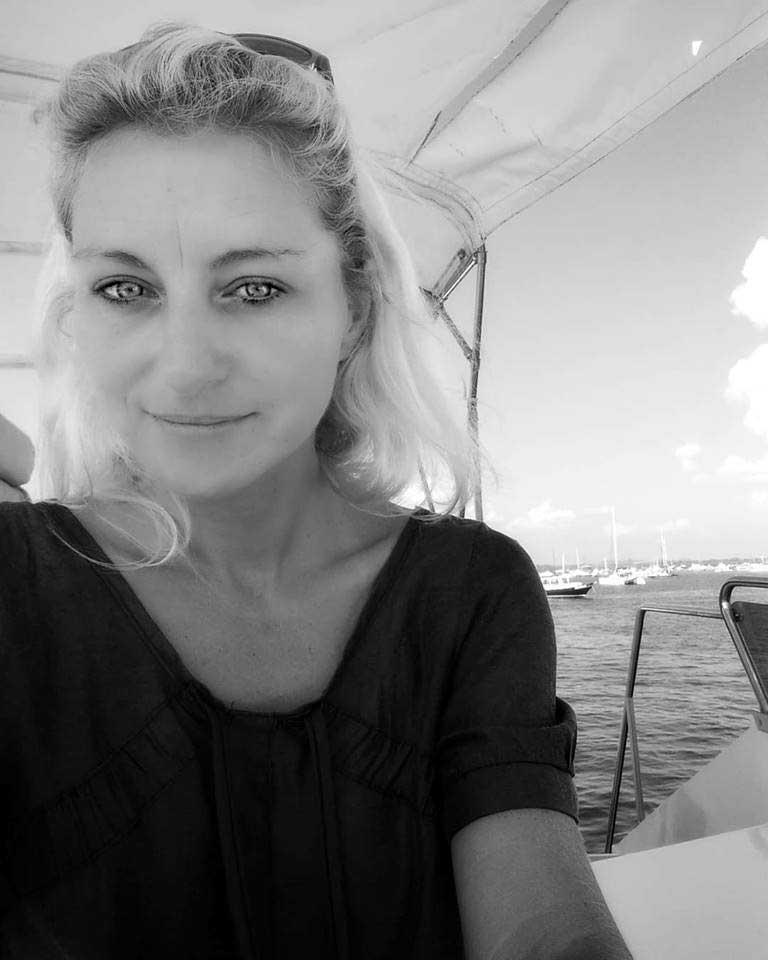 Ana Vidosavljevic author photo