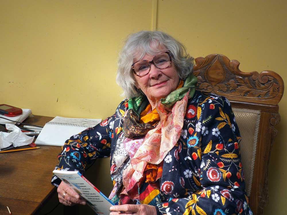 Carol Ann Martin author photo