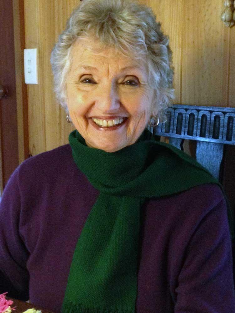 Goldie Alexander Author Photo