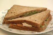 illustration of a sandwitch