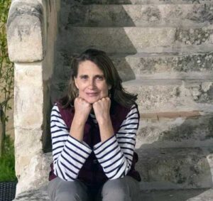 Amy Stover author photo