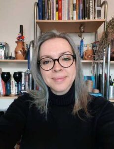 Jennie Barrett author photo