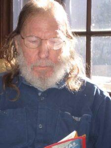 Terry Sanville author photo